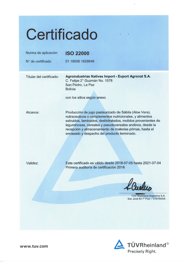 ISO 22000:2018-1