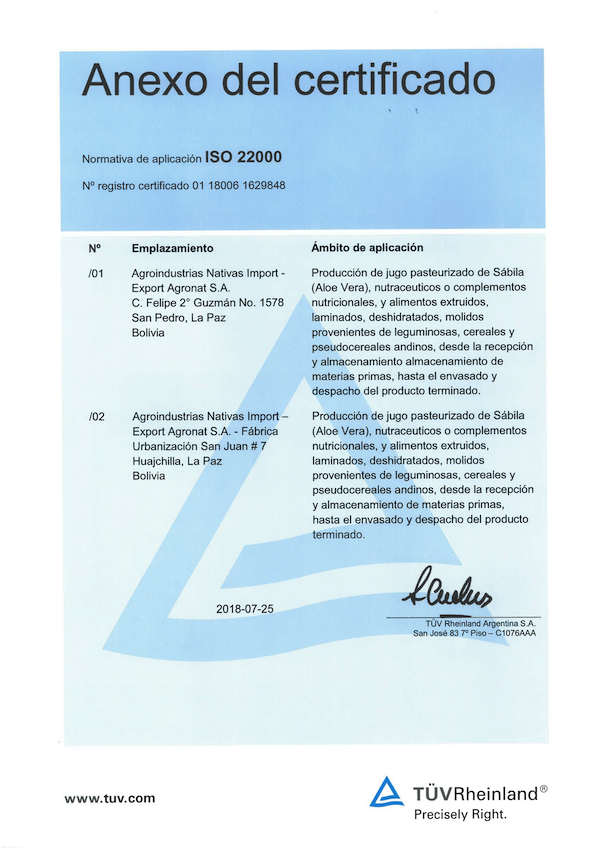 ISO 22000:2018-2