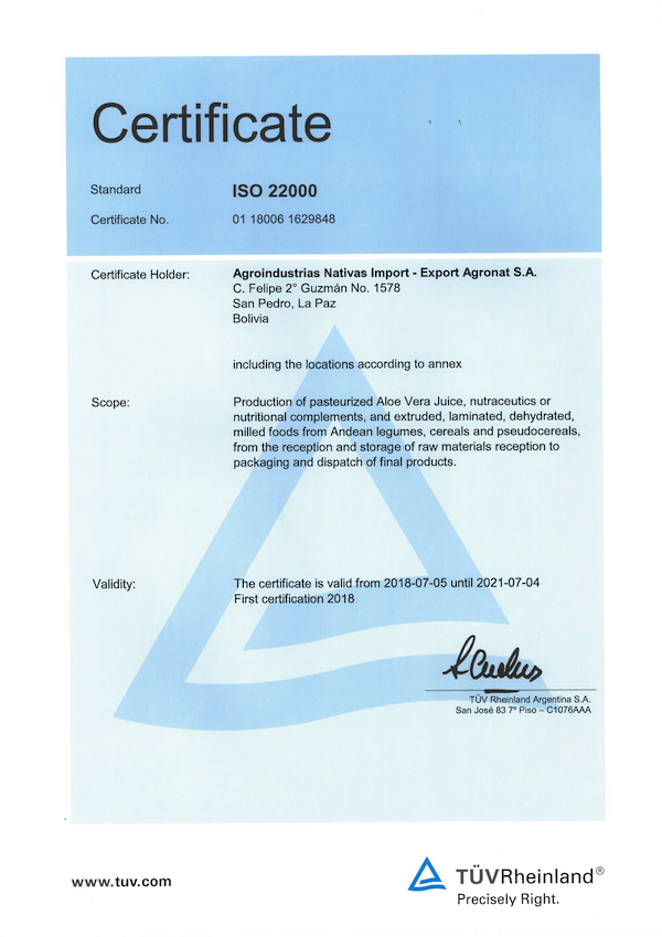 ISO 22000:2018-3